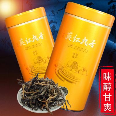 英红九号红茶茶叶英德红茶浓香型特级茶叶养胃暖胃功夫茶新茶送礼