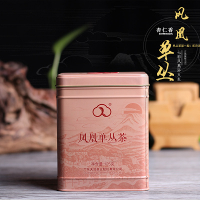 [乌岽锯朵仔]凤凰单枞茶 杏仁香浓香型 乌岽山高山生态单丛茶125g