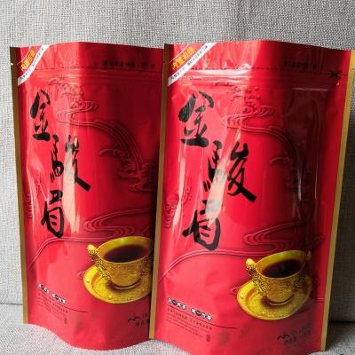 新茶金骏眉红茶茶叶散装袋装蜜香型武夷山桐木关金俊眉红茶500g