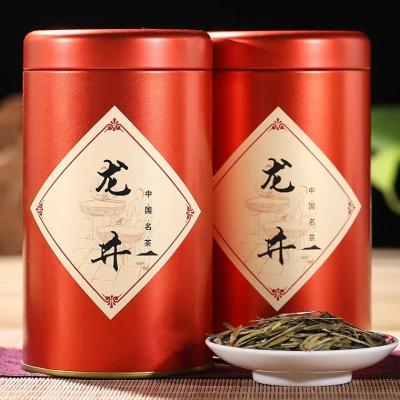 2019新茶 雨前龙井 绿茶龙井 浓香型茶叶 绿茶75g罐装