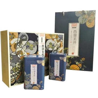2019新茶上市西湖龙井礼盒装250克茶叶 雨前一级龙井绿茶春茶送礼
