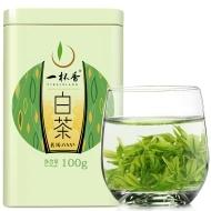 2019年新茶安吉白茶礼盒装一杯香茶叶绿茶正宗浓香型明前春茶散装