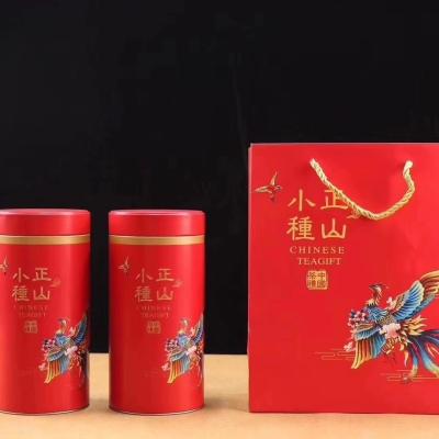 【正山小种】新茶上市花香高山正山小种,高端品质,外形细小,500g包邮