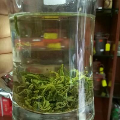 高山香绿茶