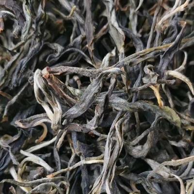 2020年景迈单株古树茶.100克/盒香气持久.兰花香是景迈茶独有的香