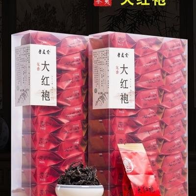 武夷岩茶2020新茶武夷山大红袍茶叶特级正宗小包装袋装礼盒装500g