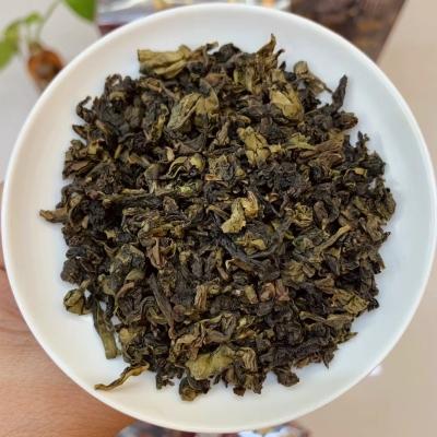 炭焙铁观音茶叶浓香型特产黑乌龙茶高档礼盒装送礼实木盒茶叶500g