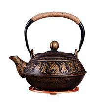 典工堂铁壶 日本铸铁壶 南部生铁壶 六款可选铁茶壶 无涂层