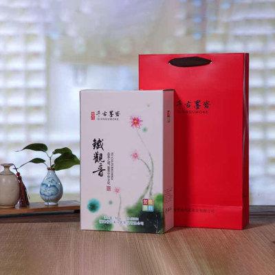 茶私章N1001浓香型正宗安溪铁观音(500g)