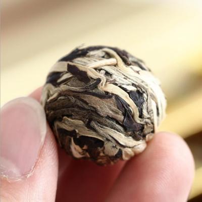 1000克云南白茶2019月光白龙珠 一芽二叶沱茶 守一轩产地货源直供