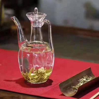 仿宋点茶 执壶茶壶 玻璃 水壶批发