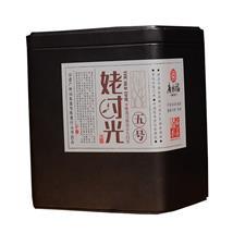 广林福福鼎白茶 姥时光-五号老白茶 五年陈韵白茶 80g/罐