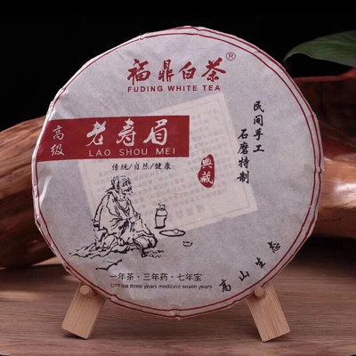 有的茶,说不上哪里好,但就是取代不了!【2012年●老寿眉】值得拥有