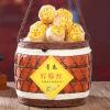 柠檬红茶500g 小柠红红茶滇红小青檬红茶柠檬红散罐装礼盒装 包邮