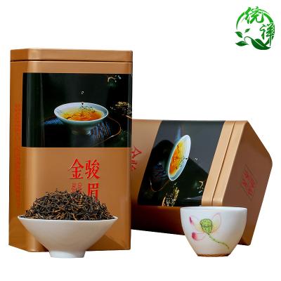 金骏眉红茶浓香型春茶2021新茶金骏眉罐装/礼盒装500g 包邮