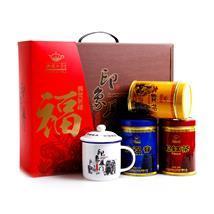 山国饮艺 新品 茶叶 印象厦门经典茗茶 三种茶叶 礼盒装 伴手礼