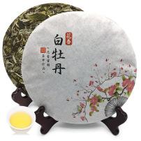 2019年福鼎白茶白牡丹茶饼日晒磻溪高山茶叶批发端午节送礼茶礼品