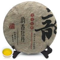 2014年福鼎白茶荒野白牡丹茶饼磻溪高山日晒茶叶 福鼎白茶饼