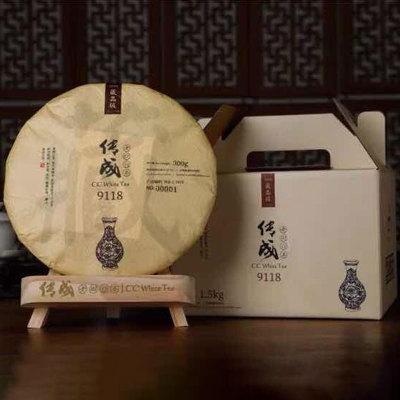 传成老树白茶9118 一级白牡丹福鼎白茶 包邮