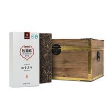 压箱底 普洱茶 2016年 班章茶砖 生茶 庄园茶 典藏版 520g*4/箱