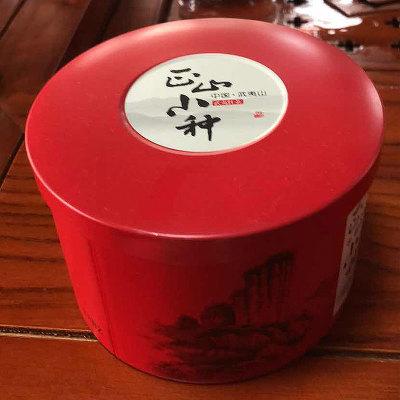 原汁原味桐木关正山小种红茶