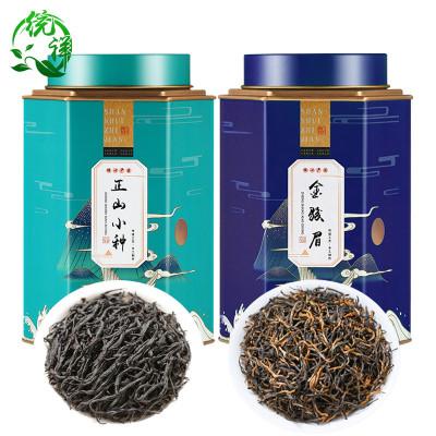 正宗蜜香一级金骏眉红茶新茶茶叶罐装500g 武夷山桐木关正山小种