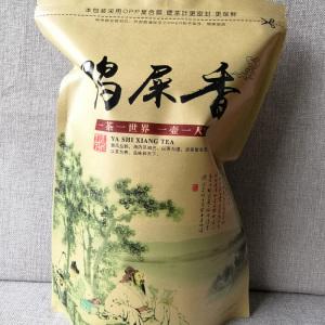 潮州乌龙茶  凤凰单枞茶鸭屎香  熟茶鸭屎香茶浓香型散袋装500克