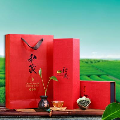 铁观音茶叶一级浓香型新茶兰花香袋装安溪乌龙茶礼盒装500g 包邮