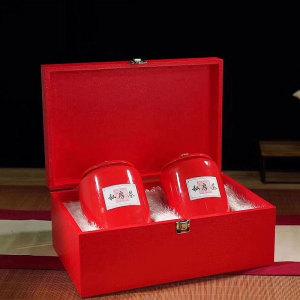 【正山小种】武夷山 最早红茶,正山小种。年货高端礼盒装,500g