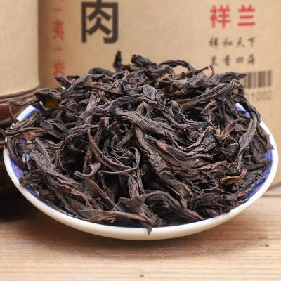 【冲量买一送一】大红袍肉桂茶叶 武夷岩茶 乌龙茶茶厂批发 125克X2罐