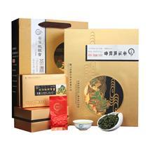 圆古茶业 安溪铁观音茶叶 清香型 250克一个茶源礼盒装