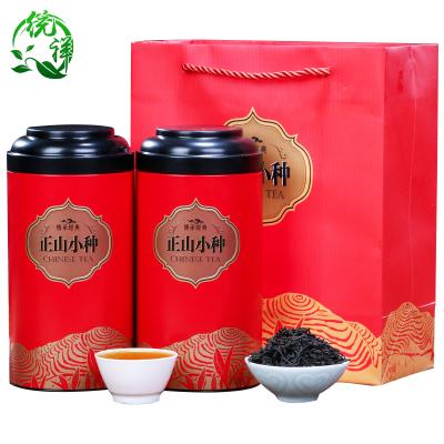 茶叶 红茶 金骏眉 茶叶礼盒 正宗武夷山桐木关红茶 正山小种 500g