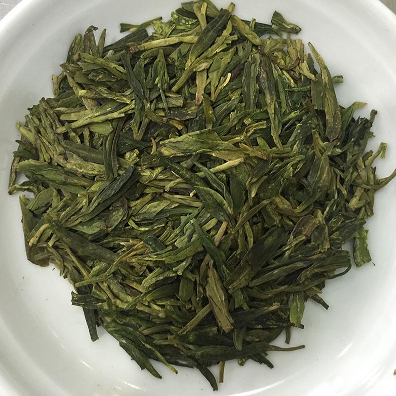 新品2016西湖龙井暑茶 送礼佳品 绿茶茶叶小罐龙井茶50g罐装绿茶