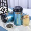 2021新茶茉莉花茶叶浓香型茉莉花飘雪散装横县花茶绿茶500g包邮