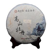 广林福白茶 福鼎高山白茶 2012年陈香型高山牡丹 360克 福建茶叶