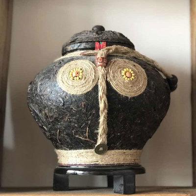 纯茶制作存茶罐2.4Kg/个,珍藏品
