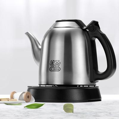吉谷旗舰店TA0202电热水壶变频恒温304不锈钢烧水壶电水壶煮茶壶