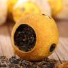 正坛 柠檬红茶500g 小柠红红茶滇红小青檬红茶柠檬红散罐装礼盒装