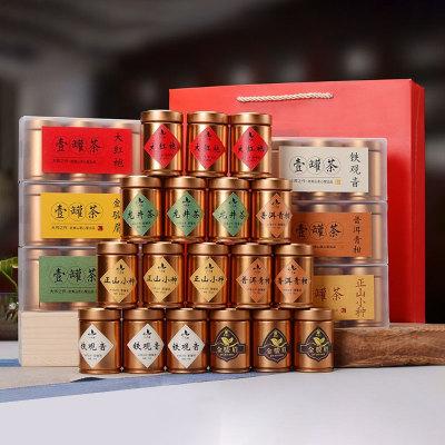 不知道喝什么茶请看这里,特别推出六款茗茶小罐装,六大茗茶总有一款满足你