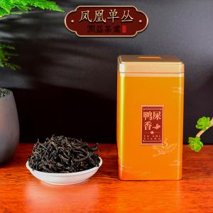 鸭屎香潮州凤凰单丛乌龙茶叶黑便携装小罐装单罐500g