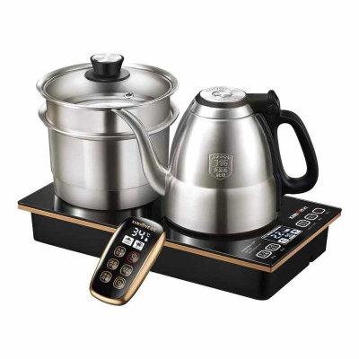 金灶 E9遥控全自动上水烧水壶电热水壶保温一体煮水壶电茶炉