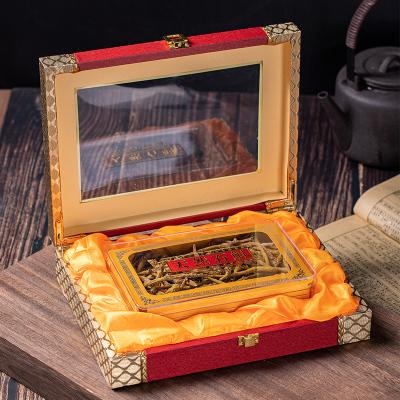石斛正品老挝虎牙石斛200克非铁皮石斛年货送礼礼盒装养生品特级