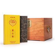 压箱底 状元砖 班章 普洱茶 生茶普洱茶 典藏版 520g*4砖/箱