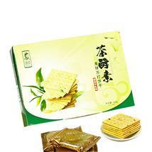 茶酵素饼干