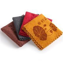 抹布茶巾吸水加厚纤维纯棉毛巾茶布茶桌茶盘抹布功夫茶具茶道配件