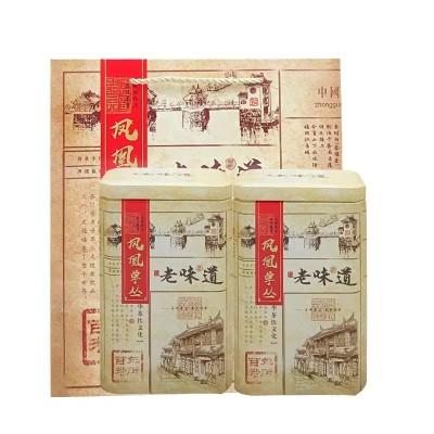 新茶 芝兰香500g高山凤凰单丛特级潮州单枞茶罐装浓香型乌龙茶叶