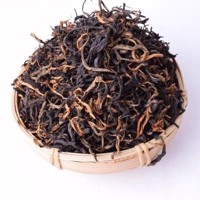 滇红茶 云南滇红茶2020凤庆头春蜜香金芽散装茶叶包邮1000g