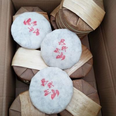 回馈茶友易武200克青饼有茶气苦涩低 香甜柔软细腻回甘生津 耐泡