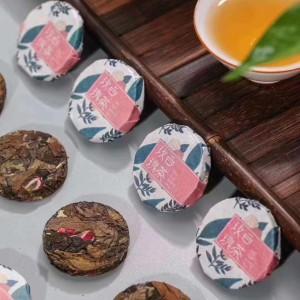 新品推荐 【玫瑰白茶 】一件60斤