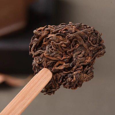 2008年老茶头普洱茶熟茶 云南普洱茶500g包邮
